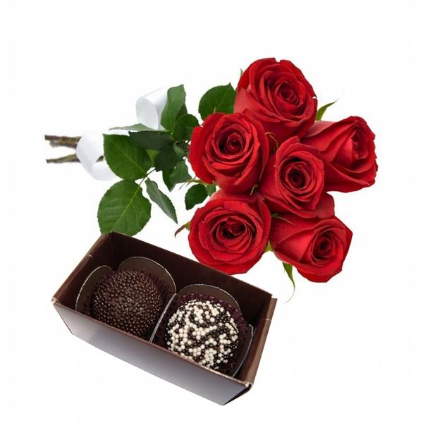 Rosas e Brigadeiros