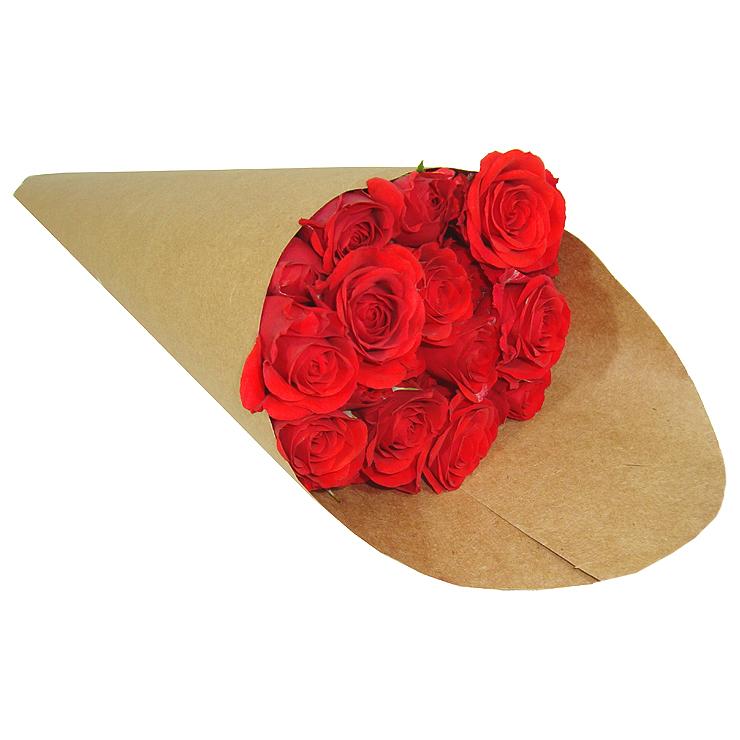 Ramalhete de Mine Rosas Vermelha