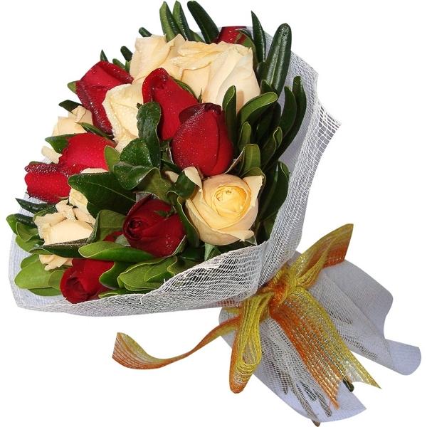 Rosas Vermelhas e Champanhe