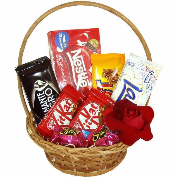 Chocolates para Você