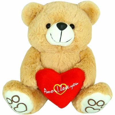 Urso Caramelo Coração