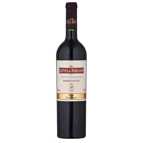 Vinho de Mesa Tinto Suave 750ml