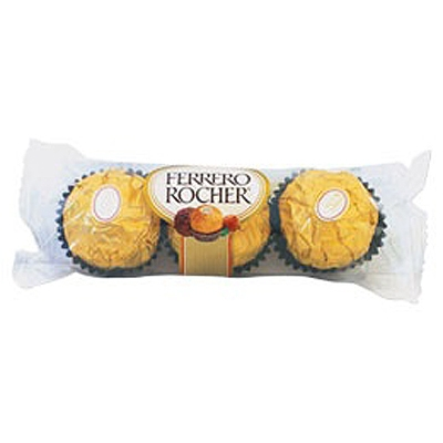 Ferrero rocher c/3