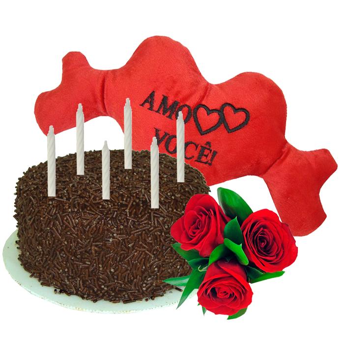Kit Aniversário Romântico