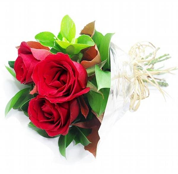 Arranjo de Rosas Vermelha