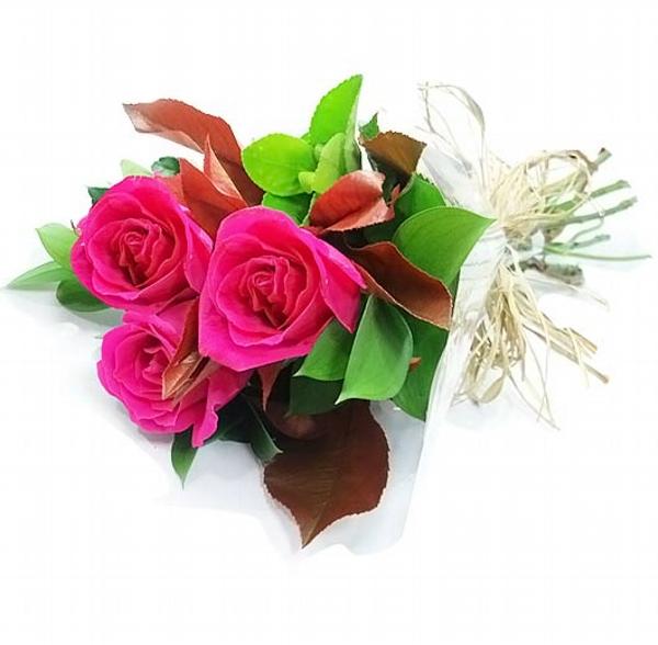 Arranjo de Rosas Pink