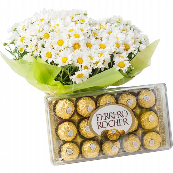 Margaridinhas & Chocolates