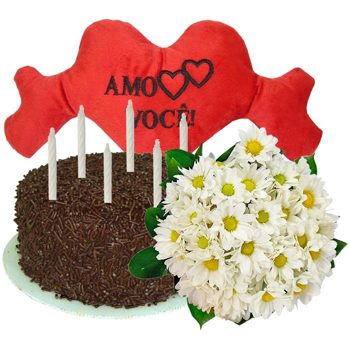 Aniversário, Flores e Amor