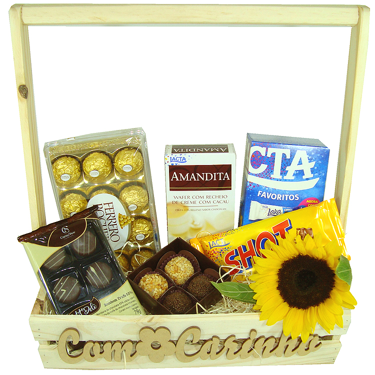 Glamour com Chocolates