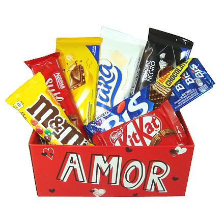 Amor por Chocolate