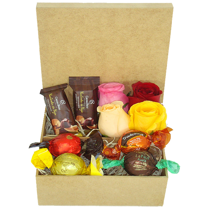 Kit Choco Color