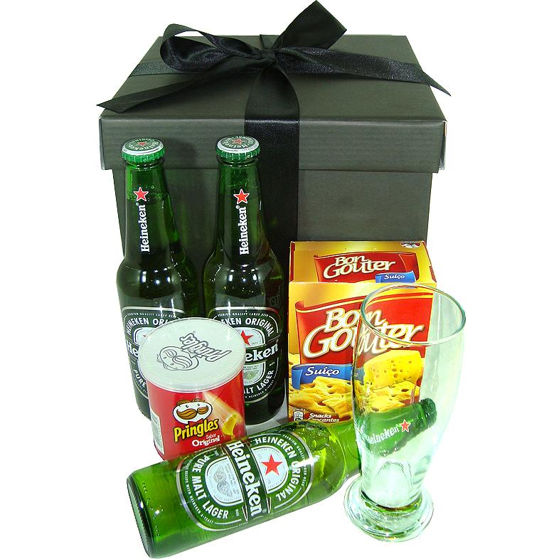 Kit Aperitivo Heineken