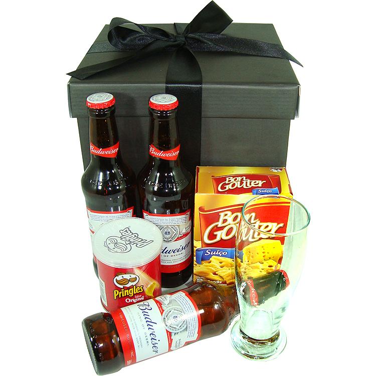 Kit Aperitivo Budweiser